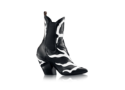 Louis Vuitton fireball ankle boots