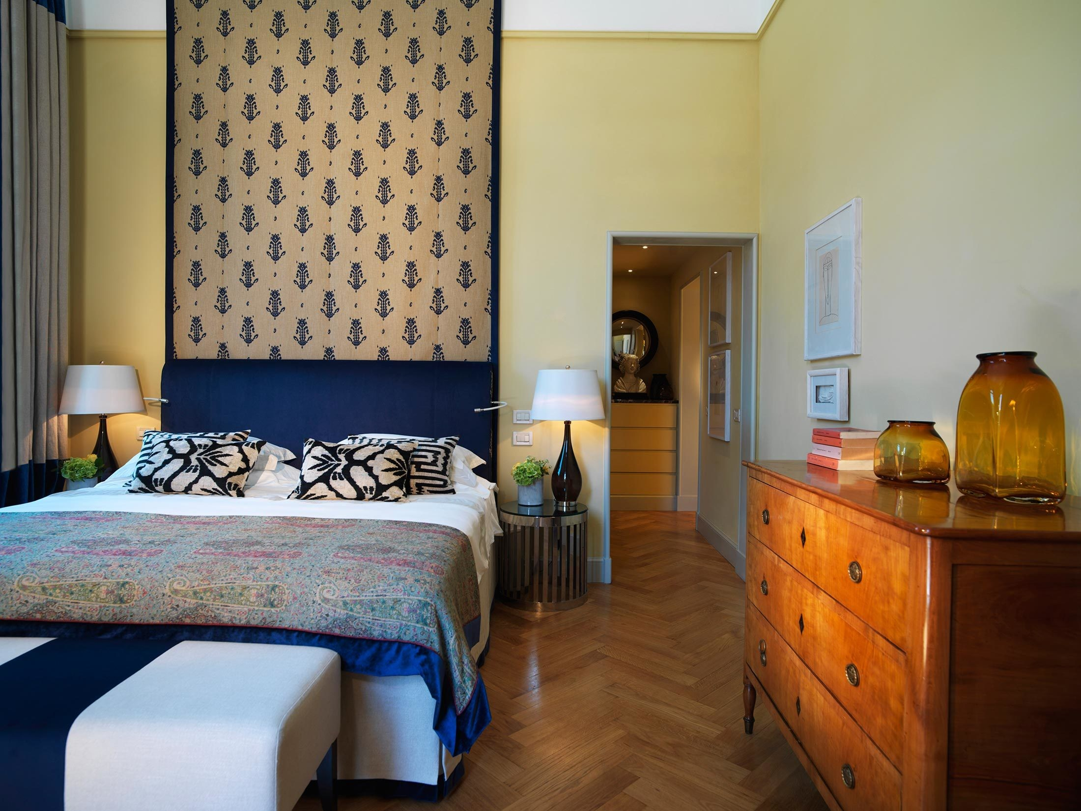 Hotel Savoy, Emilio Pucci, brand, interior, Duomo Presidential Suite, Chelini Firenze, Il Bronzetto, Savoy, Piazza della Repubblica, Ponte Vecchue Bridge, Uffizi Gallery, Laudomia Pucci, the Cathedral, Hotel Savoy in Florence, hotel savoy in florence italy, hotel savoy florence booking com