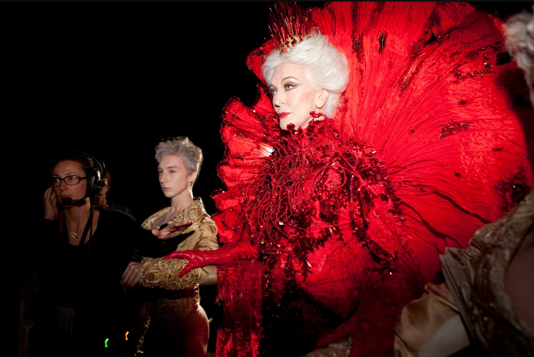 Tribeca Film Festival, the documentary Yellow is Forbidden, Chinese designer, Paris's Chambre Syndicale de la Haute Couture, Pietra Brettkelly, fashion picture, Guo Pei, film about fashion, Rihanna, Met Gala, the documentary about couturier, yellow is forbidden film