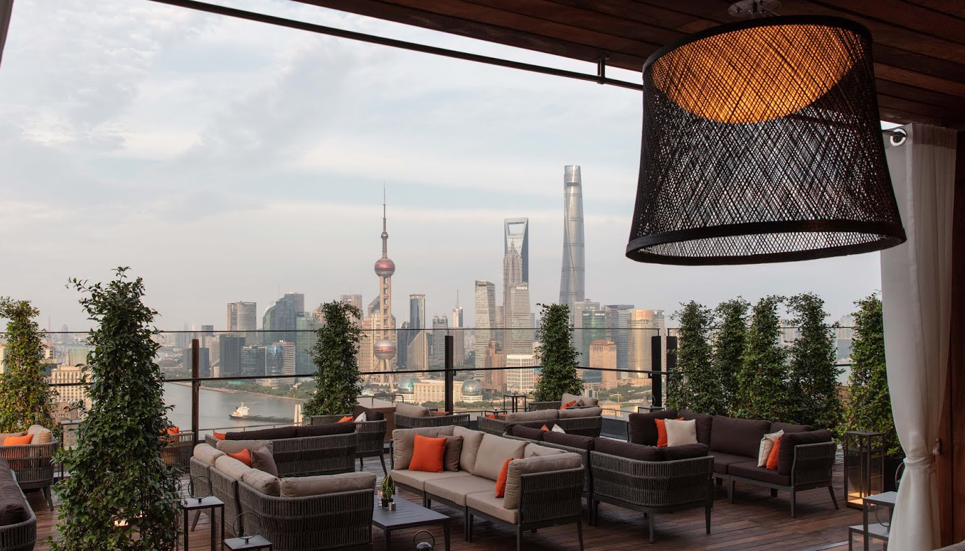 A new Bvlgari Hotel in Shanghai - Anna Andres