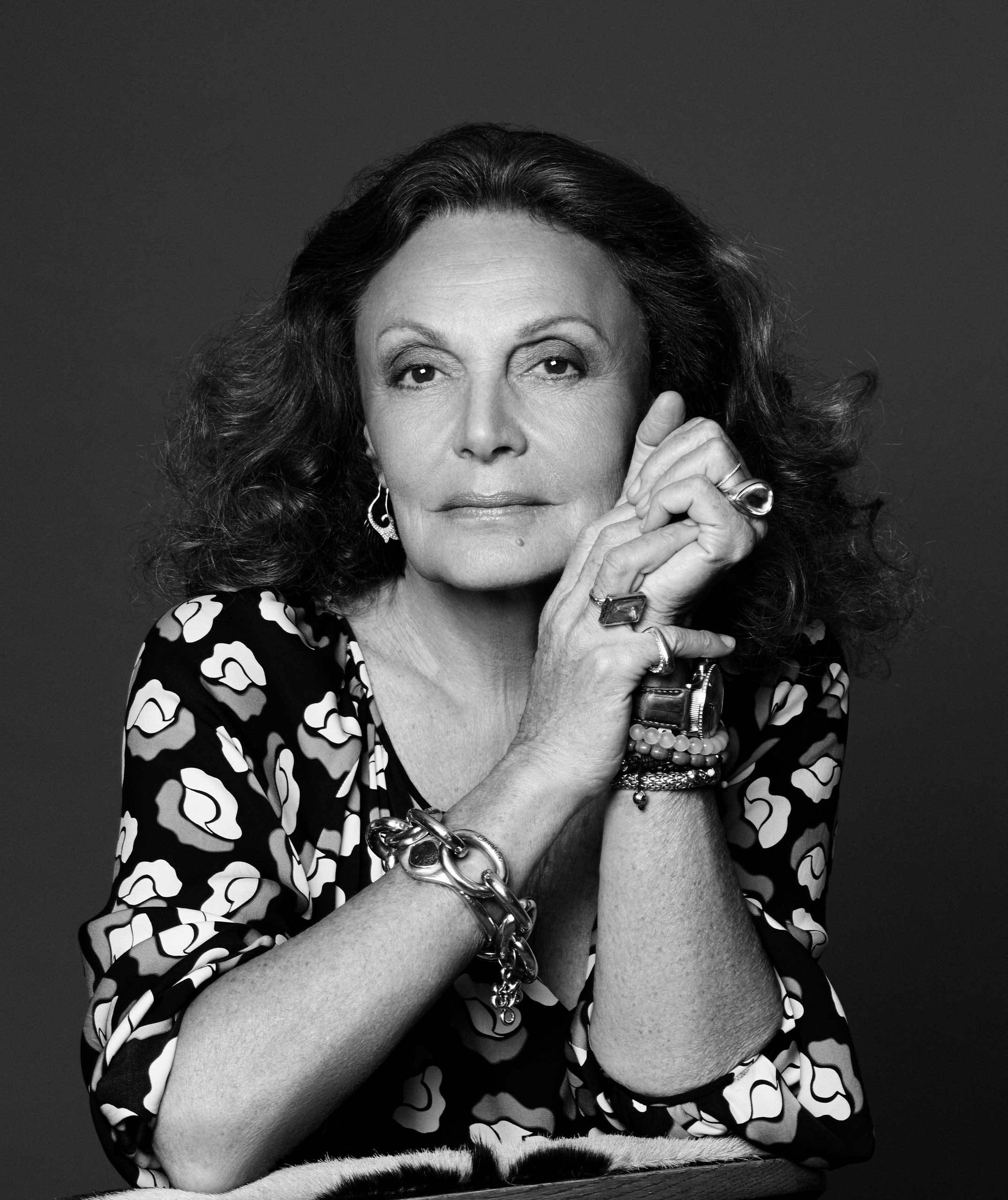 Diane von Fürstenberg beauty care