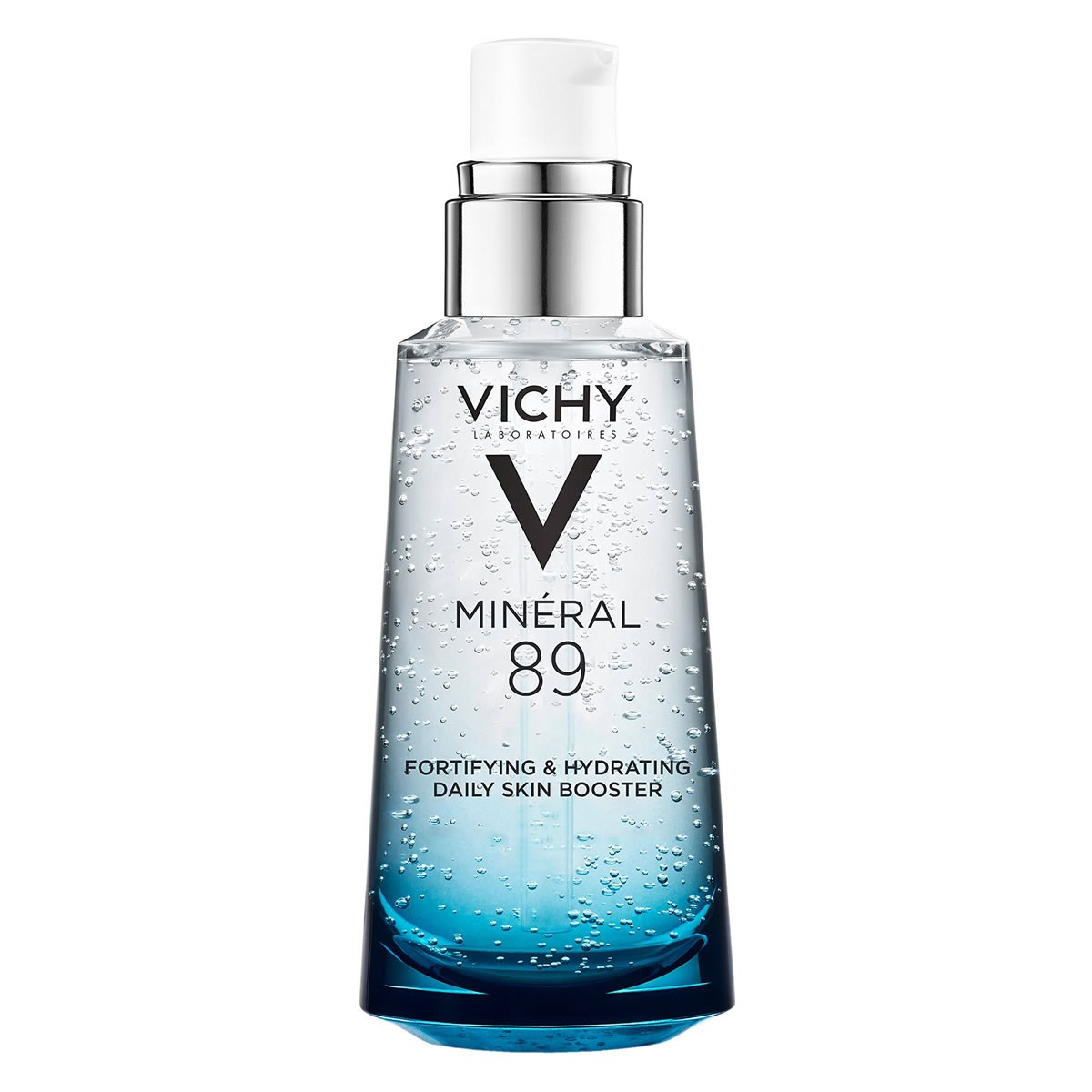 Cosmetics beauty Vichy Minéral 89 Skin Fortifying Daily Booster