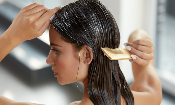 silicone free shampoos hair care