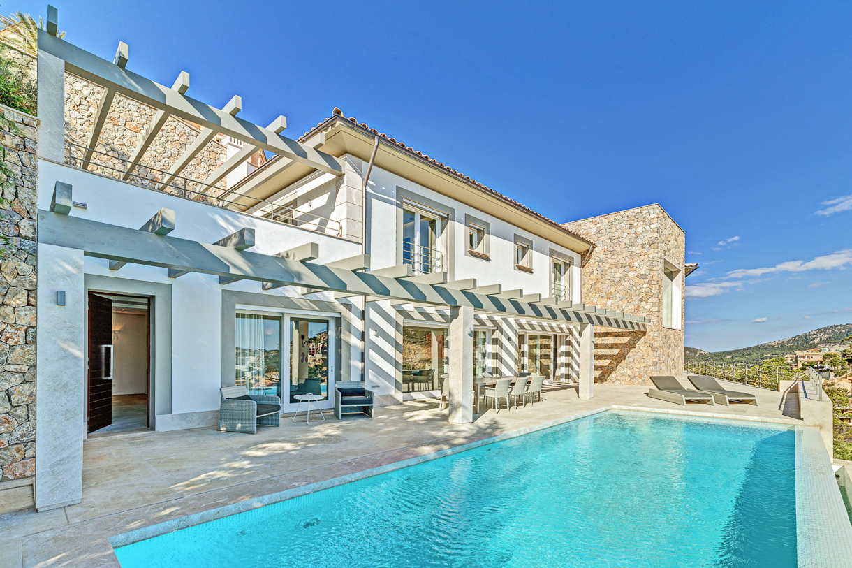 Stylish villas in Majorca Villa Can Caya, Cala Moragues, Port de Soller, Villa El Figueral, The Priest's House