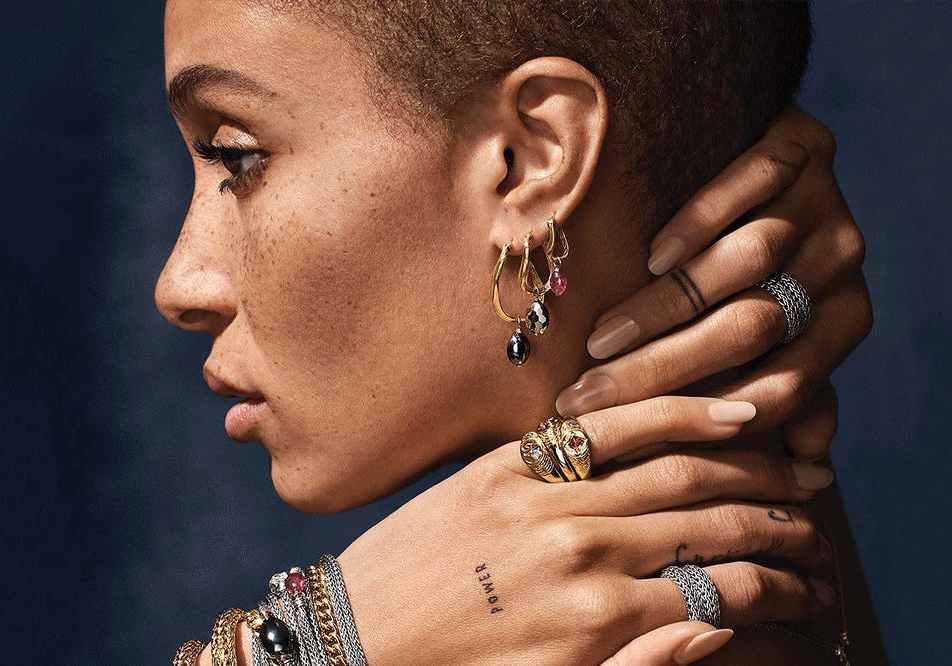 British model, fashion industry, Adwoa Aboah, modeling business, jeweler, jewelry capsule, John Hardy, rings, trio of stacking rings, earrings and drops, bracelets, #AAXJH Polo Ralph Lauren Spring 2019 Ready-to-Wear Lookbook Fashion 19 10 POLO RALPH LAUREN SPRING 2019 READY-TO-WEAR LOOKBOOK After celebrating the 50th anniversary of his fashion house with a memorable show in Central Park, American designer Ralph Lauren is back with a lookbook of his... New York Fashion Week: Zimmermann Spring 2019 RTW Fashion 13 09 NEW YORK FASHION WEEK: ZIMMERMANN SPRING 2019 RTW Sexiness in the boho chic style has long been a signature of the namesake Australian brand by sisters Nicky and Simone