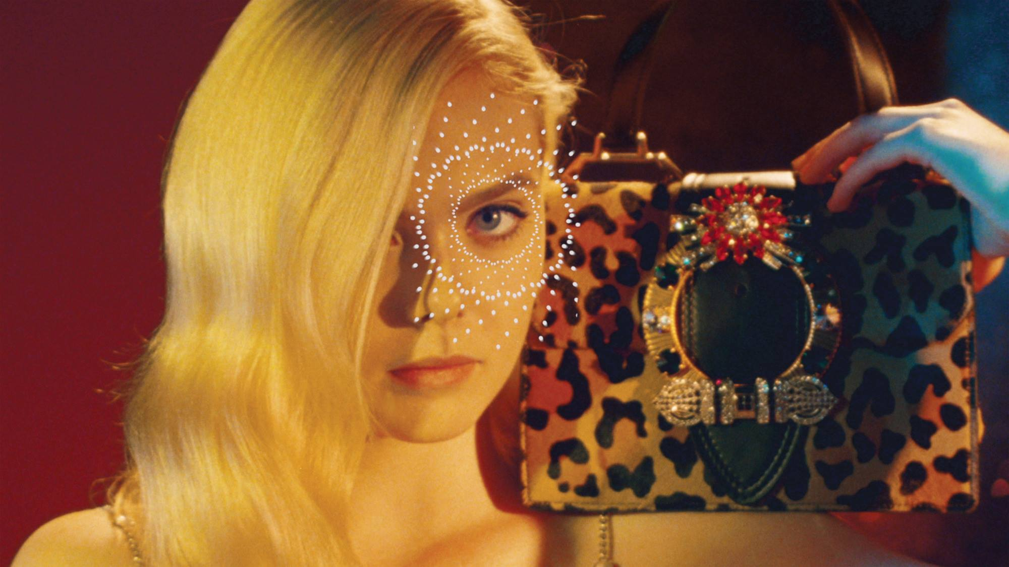 Miu Miu, miu miu, brand, Christmas campaign, Italian brand, ad campaign 2019, fashion photographer, Gordon von Steiner, actress, Elle Fanning, model, Eniola Abioro, Olivia Forte, Olivia Anakwe, Fall-Winter 2018/19 collection, trends 2019